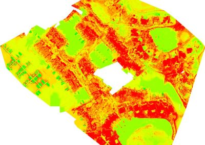 Thermal Imagery & Near Infrared