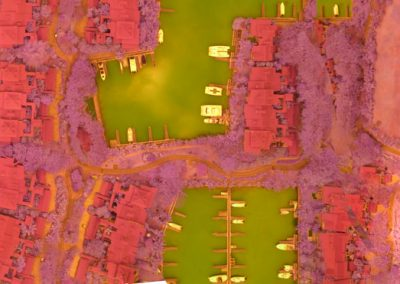 Thermal Imagery and Near Infrared
